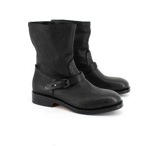 Rag & Bone Womens Oliver Moto Engineer Boots 11/41